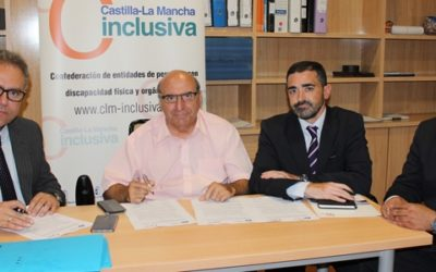Agreement with TSD Almida for the reinsertion of people with disabilities into the labour market