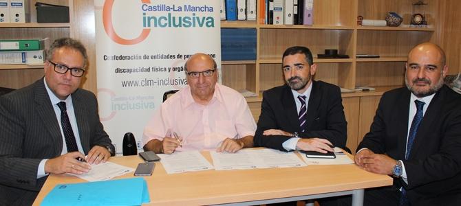 Acuerdo con TSD Almida para reinserción laboral de personas con discapacidad