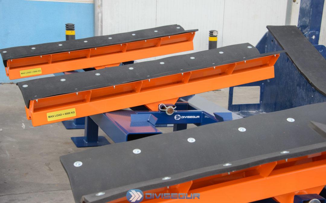 Nuevo utillaje de fabricación de aerogeneradores