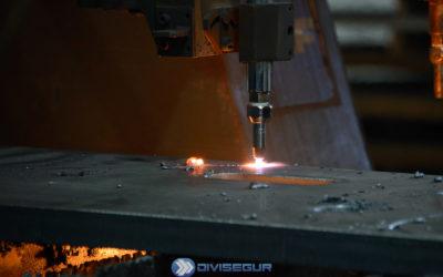Oxifuel cutting machine