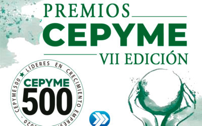 DIVISEGUR Finalist in the VII edition of CEPYME Awards