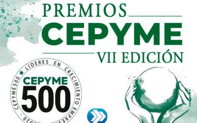 DIVISEGUR Finalista en la VII edición Premios CEPYME